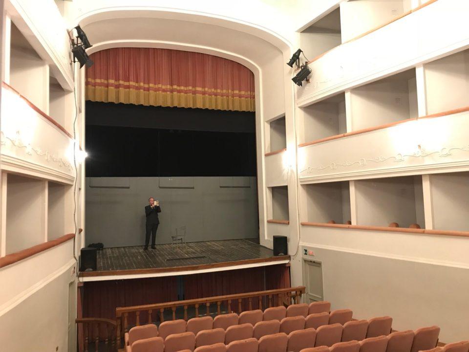 Roccastrada_Teatro dei Concordi