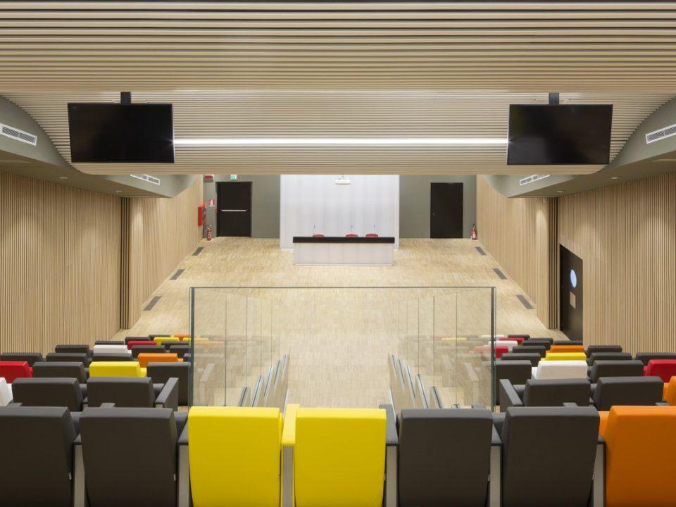 Auditorium Casa del'Ambiente